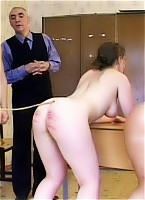 Daily Caning Procedure in a Russian Classroom