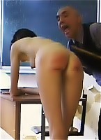 Skinny Russian Student getting her ass bruised