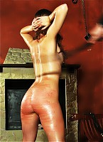 Hot Lola loves to be punished