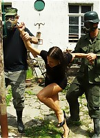 Extreme pussy whipping orgasm